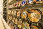 Турецкие сувенирные тарелки, фото № 6606811, снято 20 июня 2014 г. (c) Володина Ольга / Фотобанк Лори