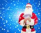 man in costume of santa claus with euro money, фото № 6734935, снято 10 сентября 2014 г. (c) Syda Productions / Фотобанк Лори