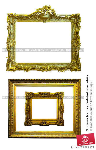Bronze Picture Frames  Photo Frames  KJ Beckett