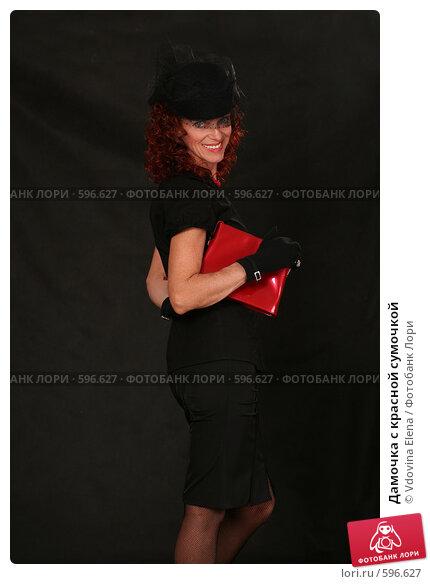 Дамочка с красной сумочкой, фото 596627, снято 7 марта 2008 г. (c...