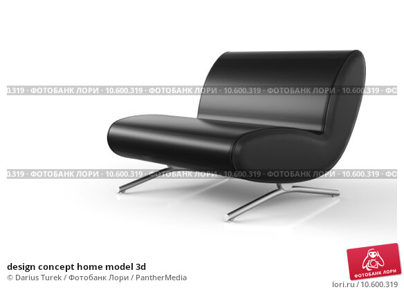 Lounge Sessel Kreatives Design Konzept
