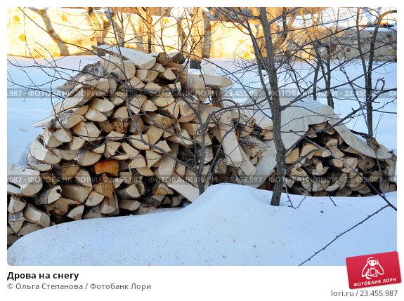 Дрова под снегом рецепт пошагово с
