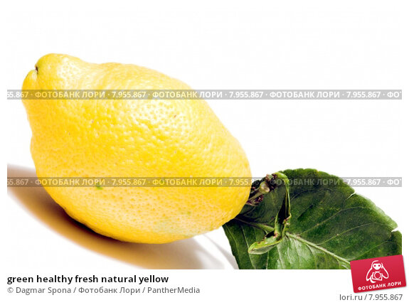 Fresh natural yellow