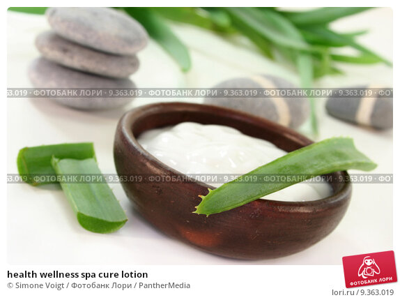 health wellness spa cure lotion; фото 9363019, фотограф PantherMedia. Фотобанк Лори - Продажа фотографий, иллюстраций и изображе