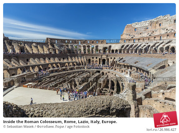 The Colosseum Rome  Detailed Tourist Guide