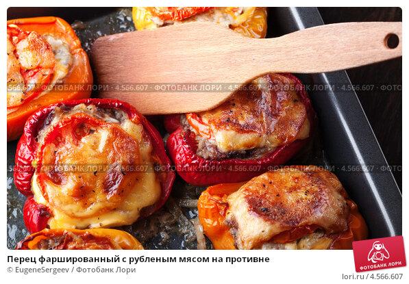 Рецепт фарш в духовке на противне