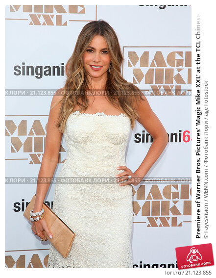 Sofia vergara dating magic mike star