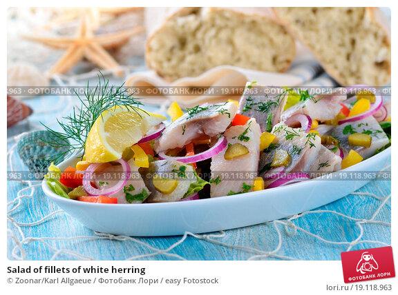 Оригинальные салаты из сельди рецепты с