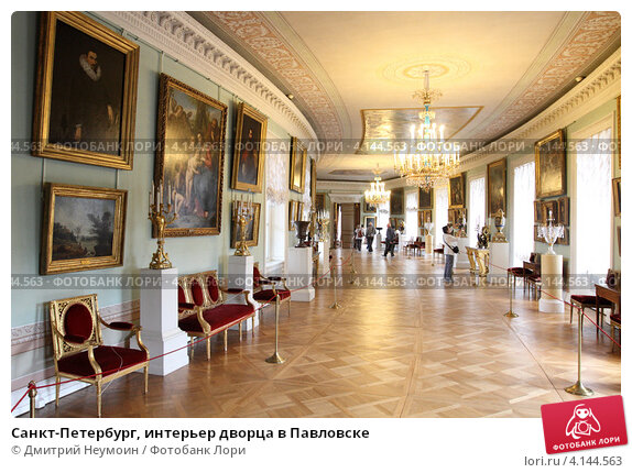 Pavlovsk palace, st petersburg, russia, photo 20
