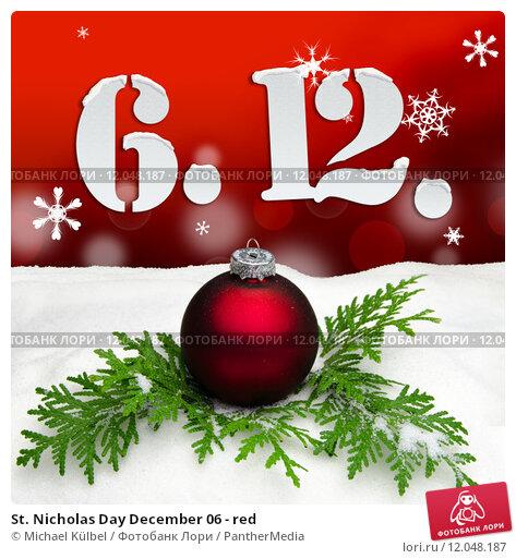 Поздравлением на 6 декабря
