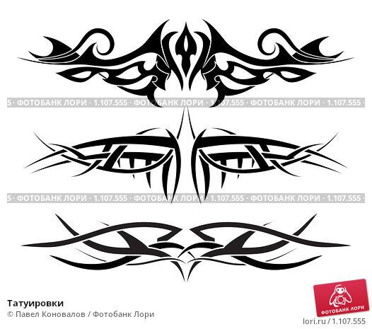 Татуировки иллюстрация 1107555 c павел