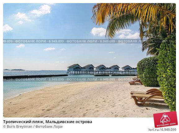Мальдивские острова туризм