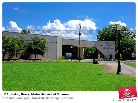 Desjardins history museum queenstown idaho