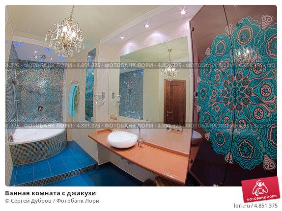 Ванная комната с джакузи | Vannaya.top - Дизайн ванной