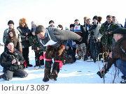 Купить «Прыжки в длину», фото № 3087, снято 25 марта 2006 г. (c) Николай Гернет / Фотобанк Лори