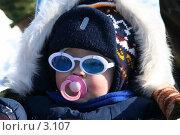 Купить «Ненец», фото № 3107, снято 25 марта 2006 г. (c) Николай Гернет / Фотобанк Лори
