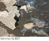 Купить «Камни в песке», фото № 6807, снято 8 июля 2006 г. (c) Маргарита Лир / Фотобанк Лори