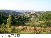 Купить «Итальянский пейзаж», фото № 7615, снято 19 августа 2006 г. (c) Тузов Александр / Фотобанк Лори