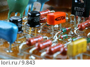 Купить «Электронная плата», фото № 9843, снято 4 сентября 2006 г. (c) Ольга Красавина / Фотобанк Лори