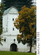 Купить «Осень в музее-заповеднике Коломенское», фото № 10191, снято 29 сентября 2006 г. (c) Юлия Перова / Фотобанк Лори
