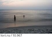 Купить «Калининград. Балтийское море. Море - как в тумане», фото № 10967, снято 1 мая 2006 г. (c) Дмитрий Доможиров / Фотобанк Лори