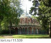 Купить «Восточный павильон на ВВЦ», фото № 11539, снято 7 сентября 2005 г. (c) Комиссарова Ольга / Фотобанк Лори
