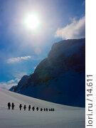 Купить «Зимняя экспедиция», фото № 14611, снято 21 июля 2019 г. (c) Vladimir Fedoroff / Фотобанк Лори