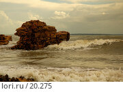 Начало шторма на море. Стоковое фото, фотограф Eleanor Wilks / Фотобанк Лори