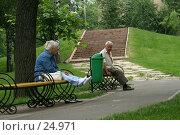 Купить «Одиночество», эксклюзивное фото № 24971, снято 12 июня 2005 г. (c) Ирина Мойсеева / Фотобанк Лори