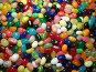Конфеты Джелли-Бинс, Jelly-beans, фото № 34863, снято 16 декабря 2004 г. (c) Julia Nelson / Фотобанк Лори
