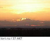 Купить «Закат», фото № 37447, снято 12 августа 2006 г. (c) Маря / Фотобанк Лори