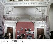 Купить «Театр драмы - памятник архитектуры 1950-х годов, г. Тверь. Главное фойе», фото № 38447, снято 5 июля 2020 г. (c) Элеонора Лукина (GenuineLera) / Фотобанк Лори