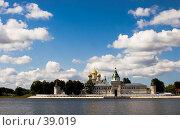Купить «Ипатьевский монастырь, Кострома», фото № 39019, снято 12 августа 2006 г. (c) Vladimir Fedoroff / Фотобанк Лори