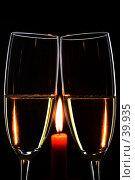 Купить «Романтический вечер», фото № 39935, снято 26 марта 2007 г. (c) Андрей Щекалев (AndreyPS) / Фотобанк Лори