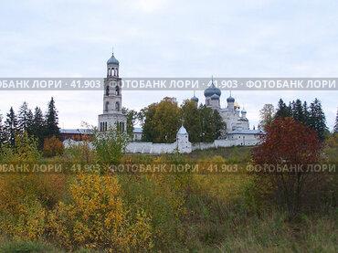 Чухлома. Авраамиево-Городецкий мужской монастырь