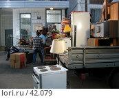 Купить «Новоселье», фото № 42079, снято 23 октября 2003 г. (c) Сергей Лаврентьев / Фотобанк Лори