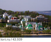 Купить «Чебоксары. Свято-Троицкий монастырь.», фото № 43939, снято 16 мая 2007 г. (c) Рыжов Андрей / Фотобанк Лори