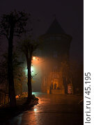 Купить «Владимир. сторожевая башня», фото № 45195, снято 17 ноября 2018 г. (c) Alex / Фотобанк Лори