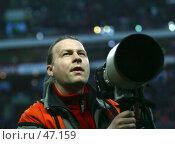 Спортивный фотограф. Стоковое фото, фотограф Морозова Татьяна / Фотобанк Лори
