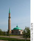 Купить «Соборная мечеть г. Елабуга», фото № 48079, снято 20 мая 2007 г. (c) Кучкаев Марат / Фотобанк Лори
