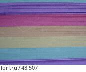 Купить «Цветная бумага для деловых записей», фото № 48507, снято 13 мая 2006 г. (c) Галина  Горбунова / Фотобанк Лори
