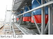 Купить «Нефтеперерабатывающий завод», фото № 52203, снято 8 июня 2007 г. (c) Евгений Батраков / Фотобанк Лори