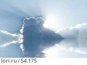 Купить «Облака», фото № 54175, снято 8 июля 2006 г. (c) Угоренков Александр / Фотобанк Лори