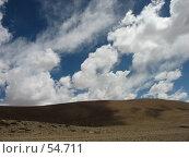 Вертикальное небо (2006 год). Стоковое фото, фотограф Александр Волков / Фотобанк Лори