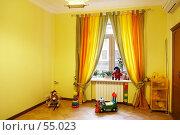 Купить «Интерьер детской», фото № 55023, снято 18 января 2007 г. (c) Ирина Мойсеева / Фотобанк Лори