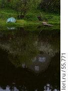 Купить «Заводь», фото № 55771, снято 13 мая 2007 г. (c) Смирнова Лидия / Фотобанк Лори