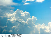 Купить «Небо», фото № 56767, снято 30 июня 2007 г. (c) Валерия Потапова / Фотобанк Лори