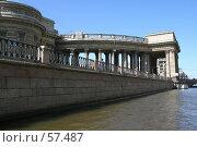 Купить «Санкт-Петербург, Казанский собор», фото № 57487, снято 2 июня 2007 г. (c) Александр Секретарев / Фотобанк Лори
