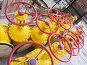 Желтые вентили, фото № 57643, снято 26 апреля 2017 г. (c) Михаил Малышев / Фотобанк Лори