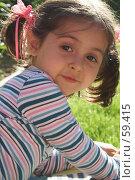 Купить «Детство», фото № 59415, снято 3 июня 2007 г. (c) Сафронова Мария / Фотобанк Лори